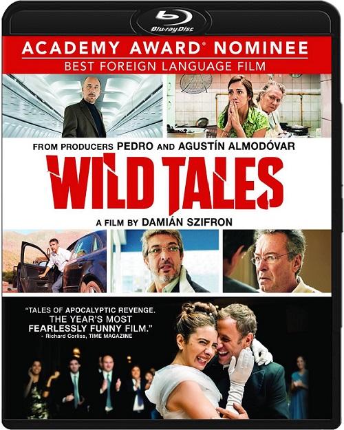 Dzikie historie / Wild Tales / Relatos salvajes (2014) MULTi.720p.BluRay.x264.AC3-DENDA / LEKTOR i NAPISY PL