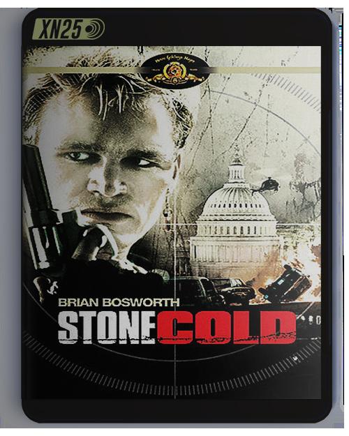 Zimny jak głaz / Stone Cold (1991) PL.DVDRiP.X264.AC3-XN25 / Lektor PL