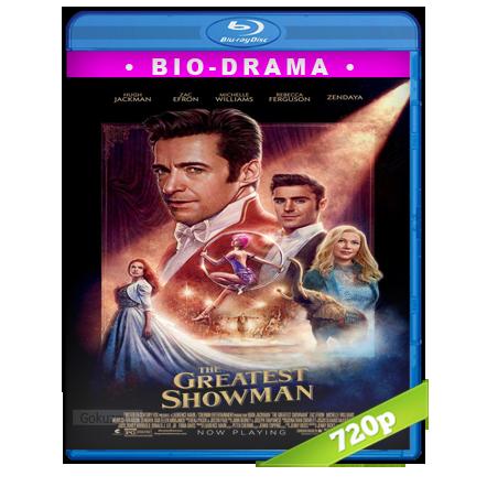 El Gran Showman (2017) BRRip 720p Audio Trial Latino-Castellano-Ingles 5.1