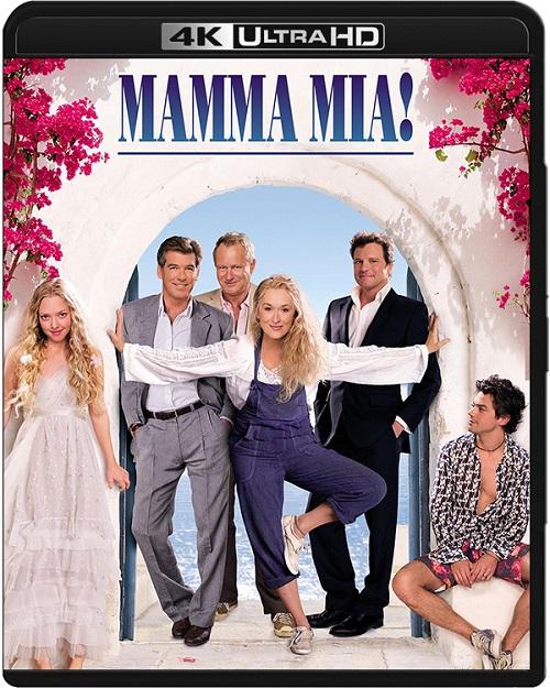 Mamma Mia! (2008) MULTi.REMUX.2160p.UHD.Blu-ray.HDR.HEVC.DTS-X7.1-DENDA / LEKTOR i NAPISY PL