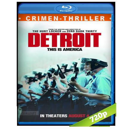 Detroit Zona De Conflicto (2017) BRRip 720p Audio Dual Castellano-Ingles 5.1