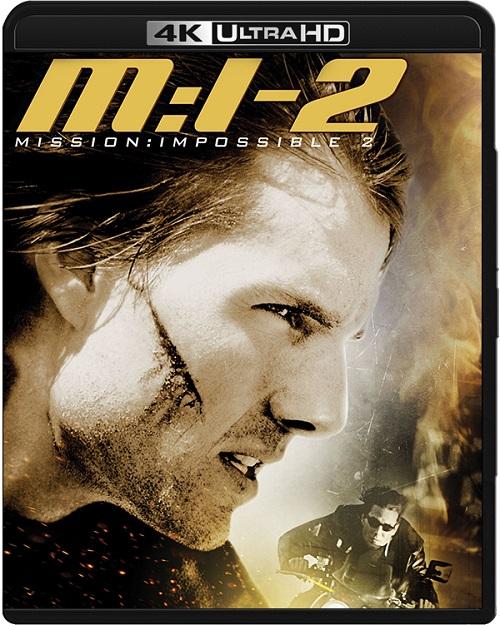 Mission: Impossible 2 / Mission: Impossible II (2000) MULTi.REMUX.2160p.UHD.Blu-ray.HDR.HEVC.TrueHD5.1-DENDA / LEKTOR i NAPISY PL