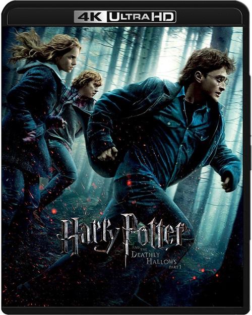 Harry Potter i Insygnia Śmierci: Część I / Harry Potter and the Deathly Hallows: Part 1 (2010) MULTi.REMUX.2160p.UHD.Blu-ray.HDR.HEVC.DTS-X7.1-DENDA / DUBBING i NAPISY PL