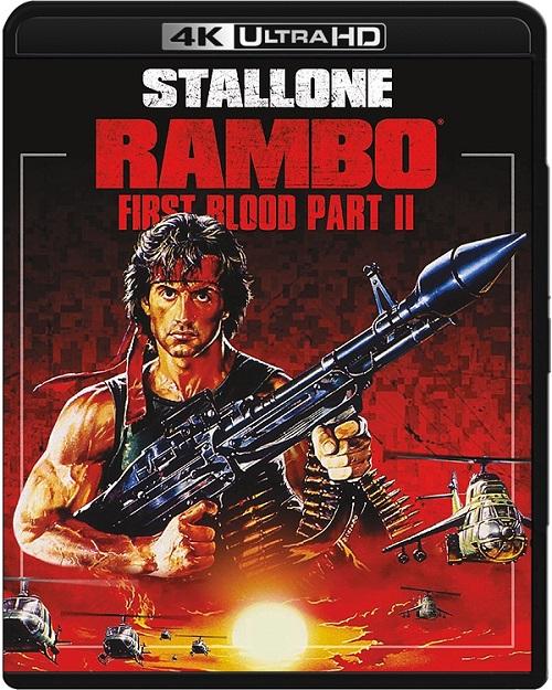 Rambo II / Rambo: First Blood Part II (1985) MULTi.REMUX.2160p.UHD.Blu-ray.HDR.HEVC.DTS-HD.MA5.1-DENDA / LEKTOR i NAPISY PL