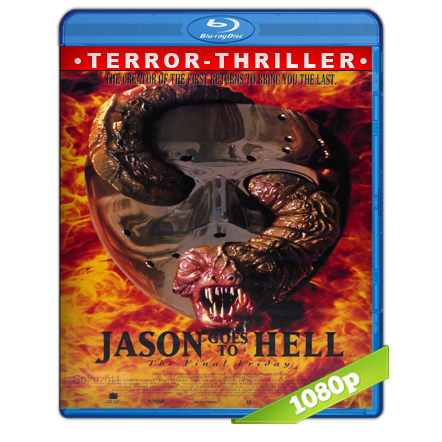 Viernes 13 Parte 9 Jason Va Al Infierno (1993) BRRip Full 1080p Audio Trial Latino-Castellano-Ingles 5.1
