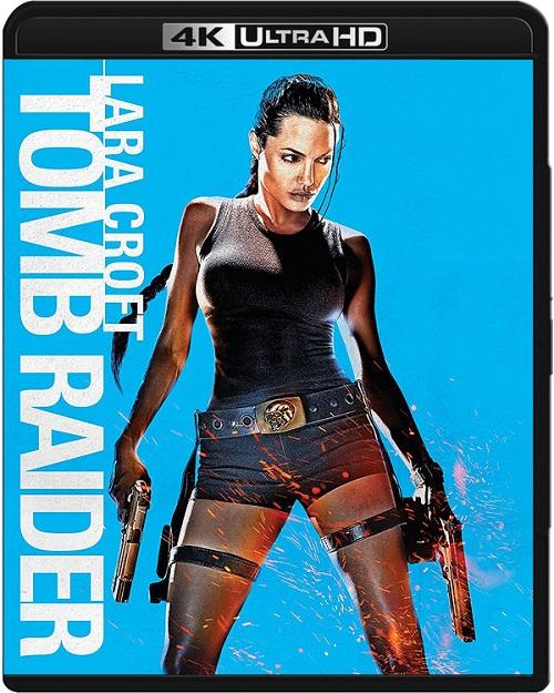 Lara Croft: Tomb Raider (2001-2003) MULTi.REMUX.2160p.UHD.Blu-ray.HDR.HEVC.DTS-HD.MA5.1-DENDA / LEKTOR i NAPISY PL