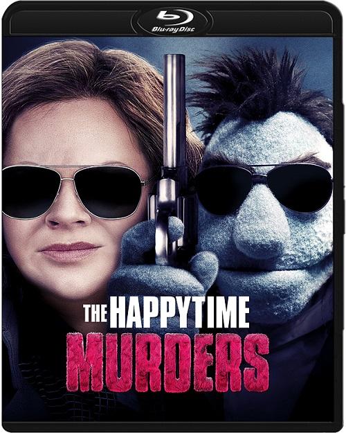 Rozpruci na śmierć / The Happytime Murders (2018) MULTi.720p.BluRay.x264.DTS.AC3-DENDA / LEKTOR i NAPISY PL