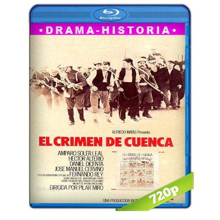 El Crimen De Cuenca (1980) BRRip 720p Audio Castellano 5.1