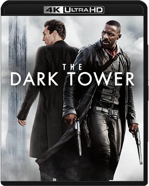 Mroczna wieża / The Dark Tower (2017) MULTi.REMUX.2160p.UHD.Blu-ray.HDR.HEVC.ATMOS7.1-DENDA / LEKTOR i NAPISY PL