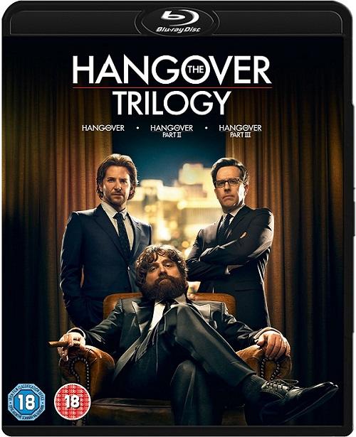 Kac Vegas / The Hangover (2009-2013) PL.m720p.BluRay.x264.AC3-DENDA / LEKTOR PL