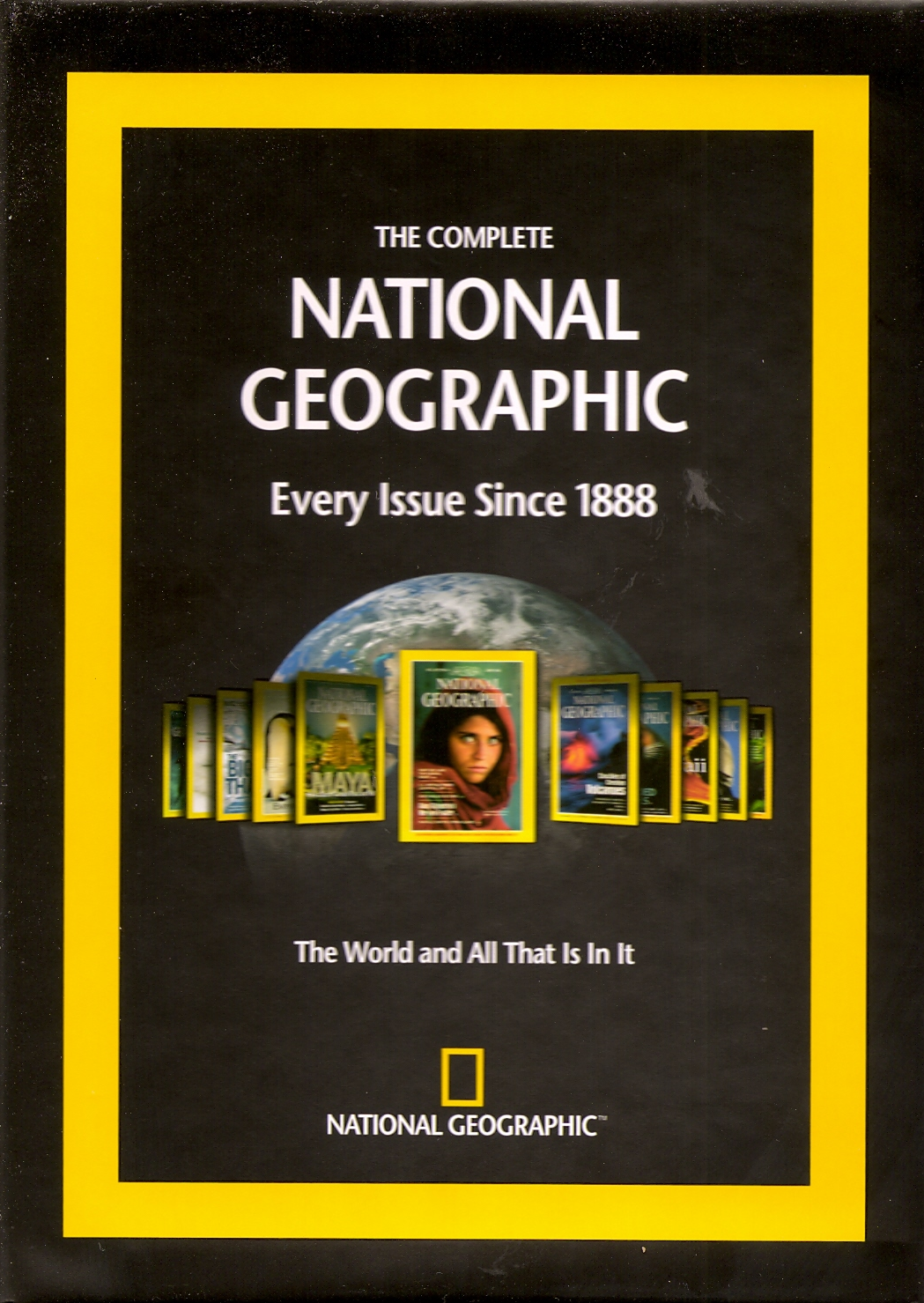 Share 2017 The Complete National Geographic