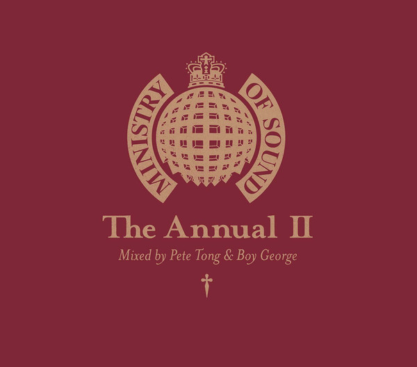 VA - Ministry Of Sound - The Annual II (Mixed By Pete Tong & Boy George 2CD) [1996]