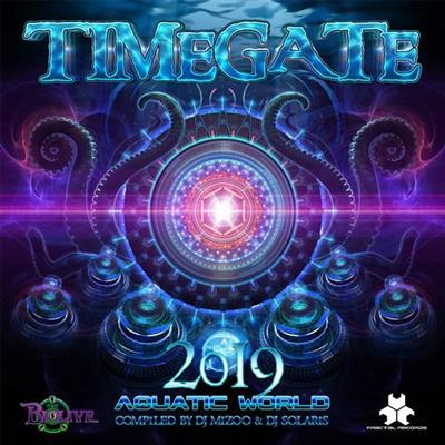 VA - Time Gate 2019 - Aquatic World Compiled By DJ Mizoo And DJ Solaris (2018) .mp3 -320 Kbps