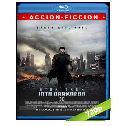 Viaje A Las Estrellas En La Oscuridad 720p Lat-Cast-Ing 5.1 (2013)