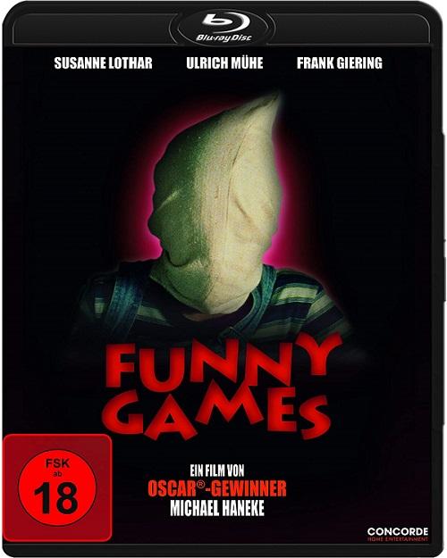 Funny Games (1997) MULTi.720p.BluRay.x264.DTS.AC3-DENDA / LEKTOR i NAPISY PL