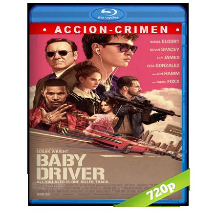 Baby El Aprendiz Del Crimen (2017) BRRip 720p Audio Trial Latino-Castellano-Ingles 5.1