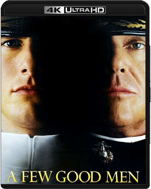 Ludzie honoru / A Few Good Men (1992) MULTi.REMUX.2160p.UHD.Blu-ray.HDR.HEVC.ATMOS7.1-DENDA / LEKTOR i NAPISY PL