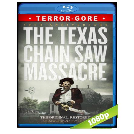 La Masacre De Texas 1 (1974) BRRip Full 1080p Audio Trial Latino-Castellano-Ingles 5.1