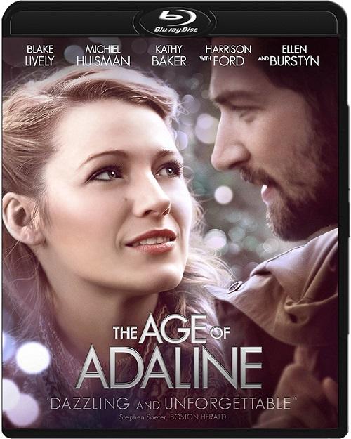 Wiek Adaline / The Age of Adaline (2015) MULTi.720p.BluRay.x264.DTS.AC3-DENDA / LEKTOR i NAPISY PL