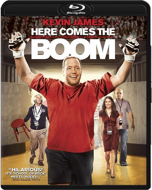 Mocne uderzenie / Here Comes the Boom (2012) MULTi.720p.BluRay.x264.DTS.AC3-DENDA / LEKTOR i NAPISY PL