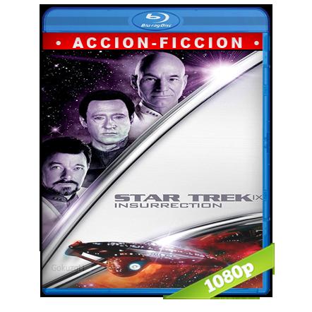 Viaje A Las Estrellas 9 Insurreccion (1998) BRRip Full 1080p Audio Trial Latino-Castellano-Ingles 5.1