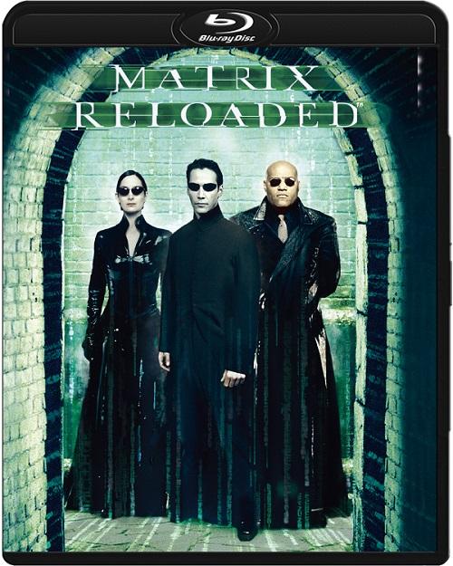 Matrix Reaktywacja / The Matrix Reloaded (2003) REMASTERED.MULTi.720p.BluRay.x264.AC3-DENDA / LEKTOR i NAPISY PL