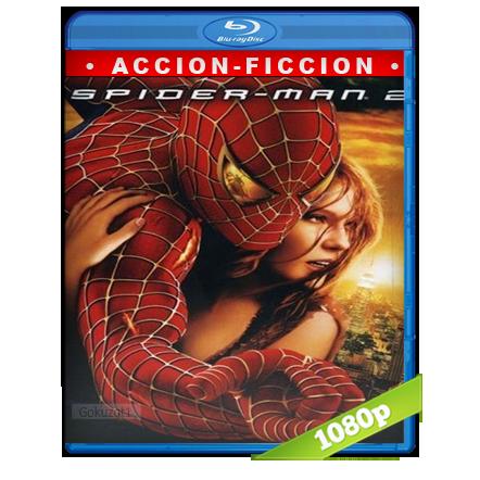 El Hombre Araña 2 (2004) BRRip Full 1080p Audio Trial Latino-Castellano-Ingles 5.1