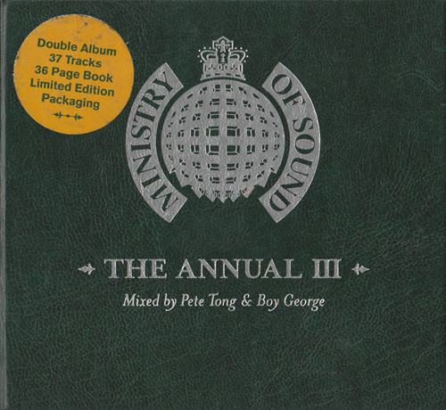 VA - Ministry Of Sound - The Annual III (Mixed By Pete Tong & Boy George 2CD) [1997]