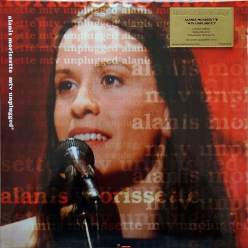 Alanis Morissette MTV Unplugged (1999) [FLAC]