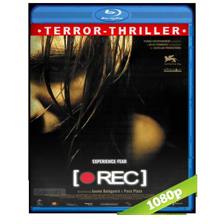 Rec 1 (2007) BRRip Full 1080p Audio Dual Castellano-Ingles 5.1