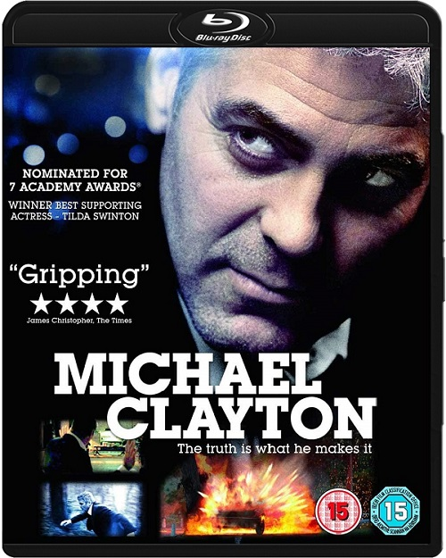 Michael Clayton (2007) MULTi.720p.BluRay.x264.DTS.AC3-DENDA / LEKTOR i NAPISY PL