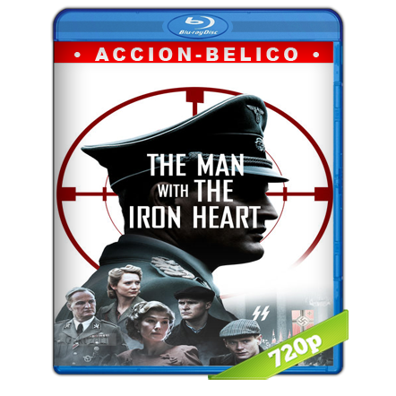 El Hombre Del Corazon De Hierro (2017) BRRip 720p Audio Dual Castellano-Ingles 5.1