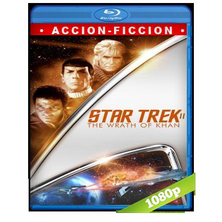 Viaje A Las Estrellas 2 La Ira De Khan (1982) BRRip Full 1080p Audio Trial Latino-Castellano-Ingles 5.1