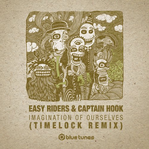 Easy Riders, Captain Hook - Imagination Of Ourselves [2014]