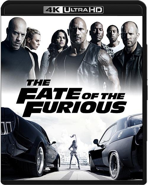 Szybcy i wściekli 8 / The Fate of the Furious (2017) MULTi.REMUX.2160p.UHD.Blu-ray.HDR.HEVC.DTS-X7.1-DENDA / LEKTOR i NAPISY PL