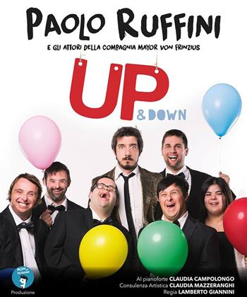 UP & Down - Paolo Ruffini (2018) .mp4 WEBDL x264 AAC -ITA