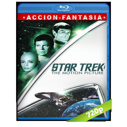 Viaje A Las Estrellas 1 (1979) BRRip 720p Audio Trial Latino-Castellano-Ingles 5.1