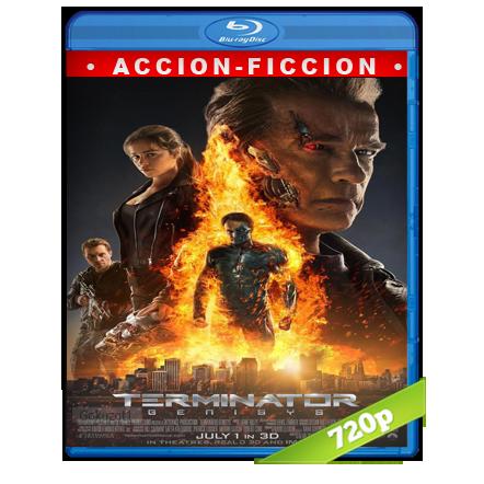 El Exterminator 5 Genesis (2015) BRRip 720p Audio Trial Latino-Castellano-Ingles 5.1