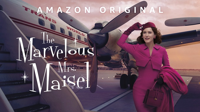 La maravillosa Sra. Maisel Temporada 3 1080p WEB-DL HEVC