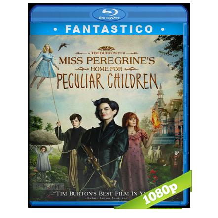 Miss Peregrine Y Los Niños Peculiares (2016) BRRip Full 1080p Audio Trial Latino-Castellano-Ingles 5.1