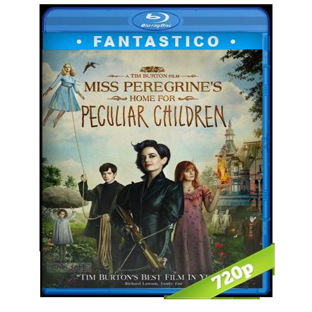 Miss Peregrine Y Los Niños Peculiares (2016) BRRip 720p Audio Trial Latino-Castellano-Ingles 5.1