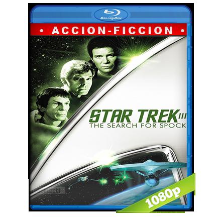 Viaje A Las Estrellas 3 En Busca De Spock (1984) BRRip Full 1080p Audio Trial Latino-Castellano-Ingles 5.1