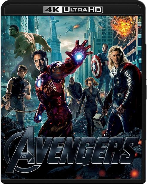 Avengers (2012) MULTi.REMUX.2160p.UHD.Blu-ray.HDR.HEVC.ATMOS7.1-DENDA / LEKTOR, DUBBING i NAPISY PL