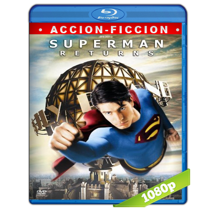 Superman Regresa 1080p Lat-Cast-Ing 5.1 (2006)