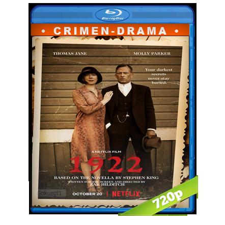 1922 (2017) BRRip 720p Audio Trial Latino-Castellano-Ingles 5.1