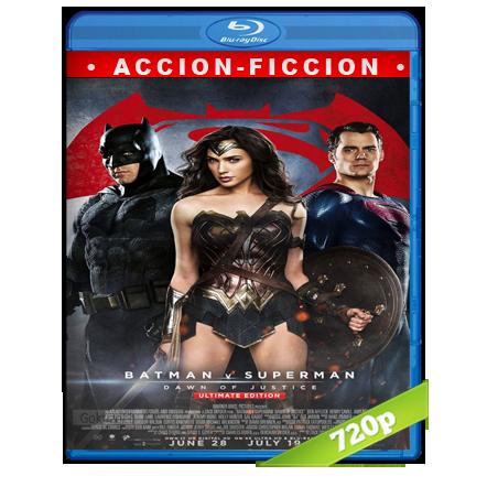 Batman Vs Superman El Origen De La Justicia (2016) BRRip 720p Audio Trial Latino-Castellano-Ingles 5.1