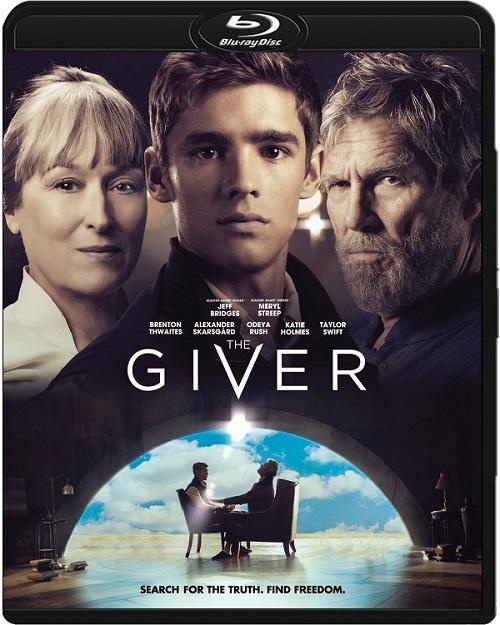 Dawca pamięci / The Giver (2014) MULTi.720p.BluRay.x264.DTS.AC3-DENDA / LEKTOR i NAPISY PL