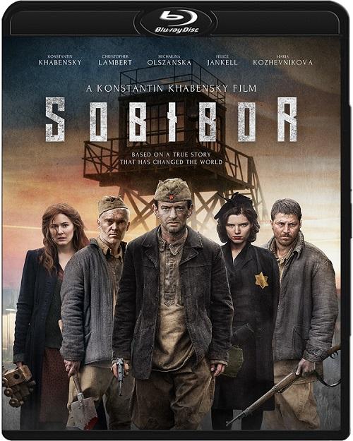Sobibór / Sobibor (2018) PLSUB.720p.BluRay.x264.DTS.AC3-DENDA / NAPISY PL