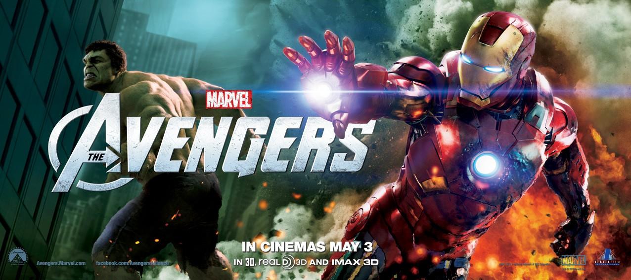 The Avengers 2012 2160p BluRay REMUX