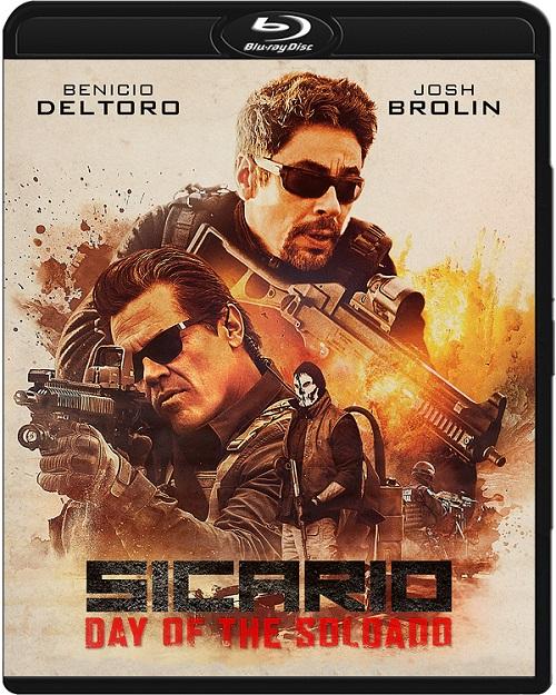 Sicario 2: Soldado / Sicario: Day of the Soldado (2018) MULTi.720p.BluRay.x264.DTS.AC3-DENDA / LEKTOR i NAPISY PL